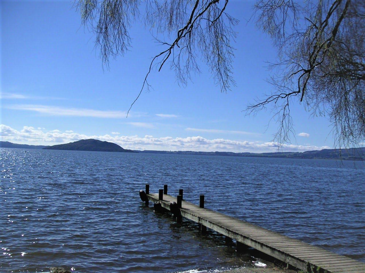Lake Taupo, Taupo New Zeland
