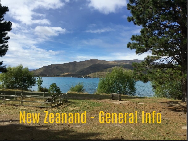 General info - Backpack-nz, New Zealand