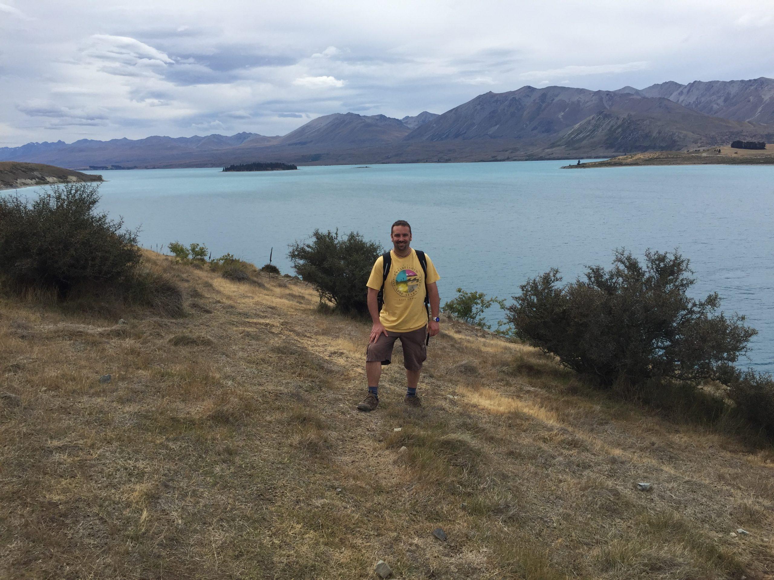 Hiking - go backpacking in new zealand - backpack-nz