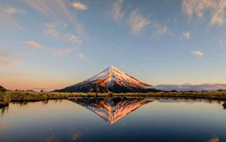 Mt Taranaki - New Zealand
